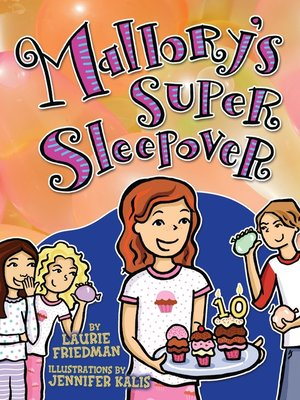 cover image of Mallory's Super Sleepover