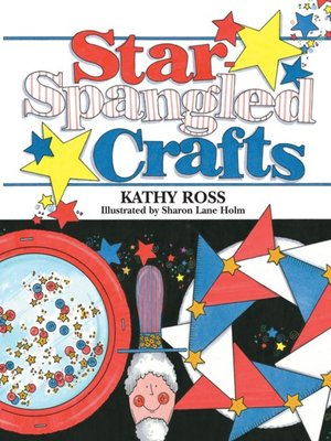 cover image of Star-Spangled Crafts