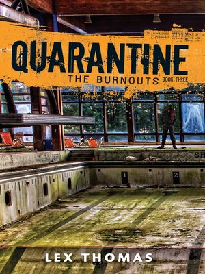 cover image of The Burnouts