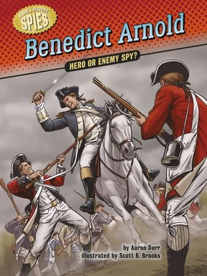 cover image of Benedict Arnold