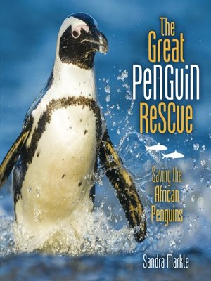 cover image of The Great Penguin Rescue