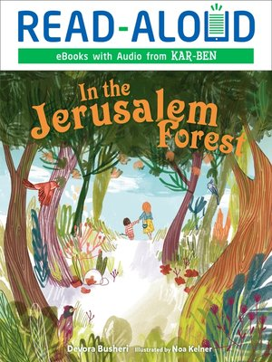 cover image of In the Jerusalem Forest