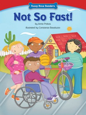 cover image of Not So Fast!