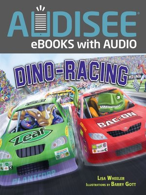 cover image of Dino-Racing