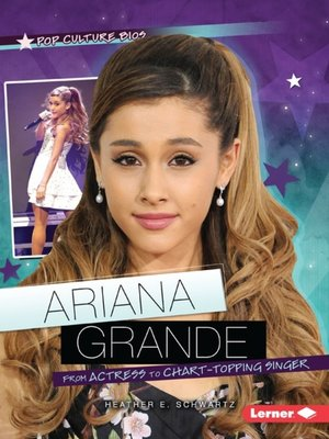 cover image of Ariana Grande