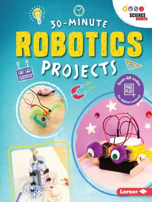 cover image of 30-Minute Robotics Projects