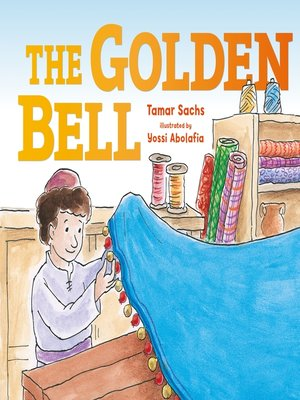 cover image of The Golden Bell