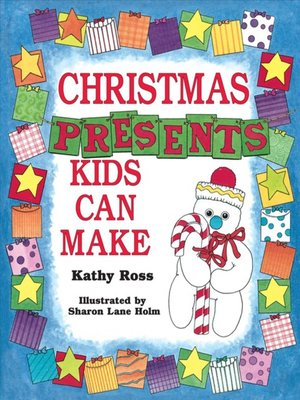 cover image of Christmas Presents Kids Can Make