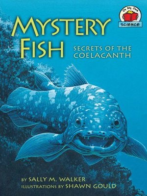 cover image of Mystery Fish