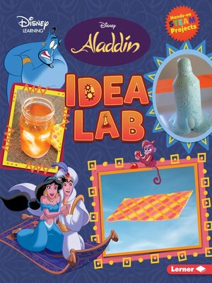 cover image of Aladdin Idea Lab