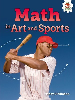 cover image of Math in Art and Sports