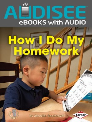cover image of How I Do My Homework