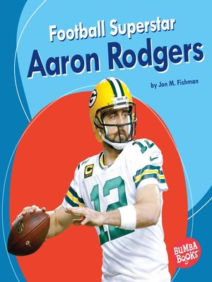 cover image of Football Superstar Aaron Rodgers