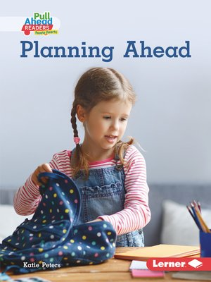 cover image of Planning Ahead