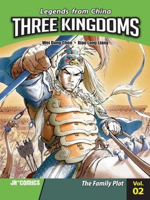 cover image of Three Kingdoms, Volume 2