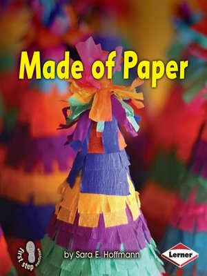 cover image of Made of Paper