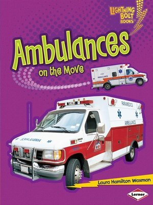 cover image of Ambulances on the Move
