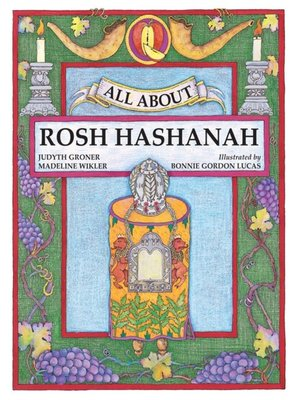 cover image of All About Rosh Hashanah