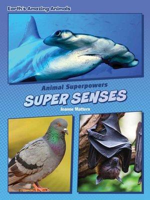 cover image of Super Senses