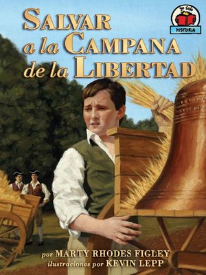 cover image of Salvar a la Campana de la Libertad (Saving the Liberty Bell)
