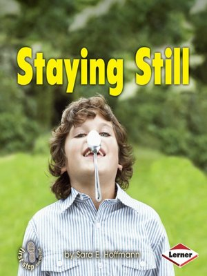 cover image of Staying Still