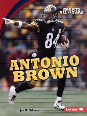 cover image of Antonio Brown