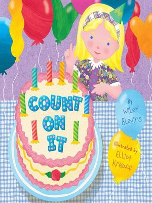 cover image of Count On It