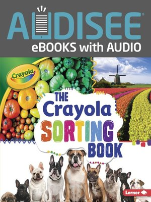 cover image of The Crayola Sorting Book