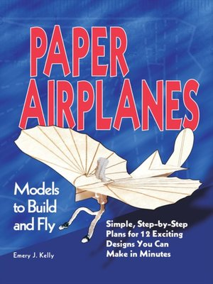 cover image of Paper Airplanes