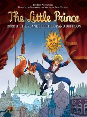 cover image of The Planet of the Grand Buffoon