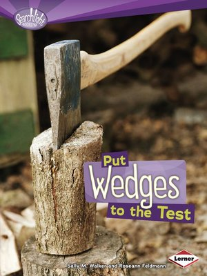 cover image of Put Wedges to the Test