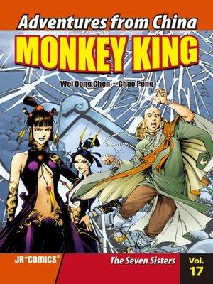 cover image of Monkey King, Volume 17