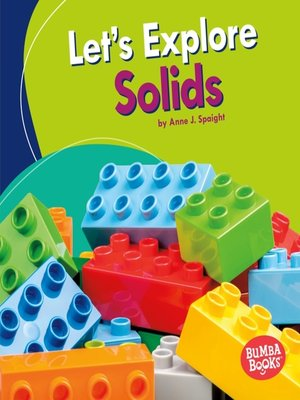 cover image of Let's Explore Solids