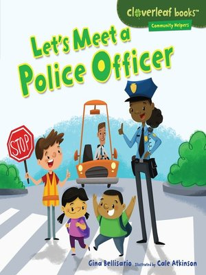 cover image of Let's Meet a Police Officer