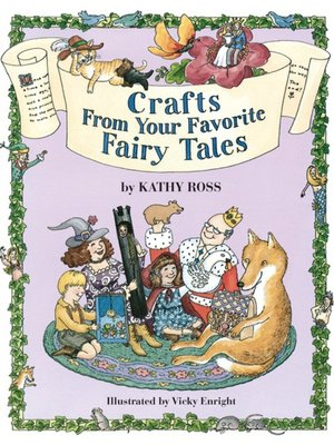 cover image of Crafts from Your Favorite Fairy Tales