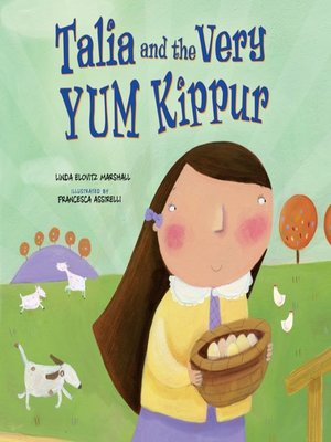 cover image of Talia and the Very YUM Kippur