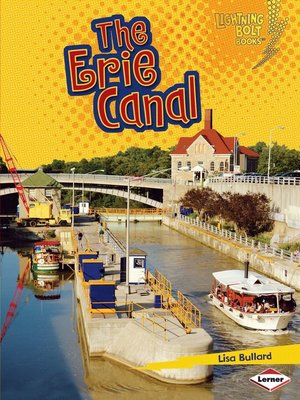 cover image of The Erie Canal