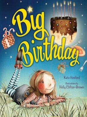 cover image of Big Birthday