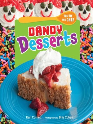 cover image of Dandy Desserts