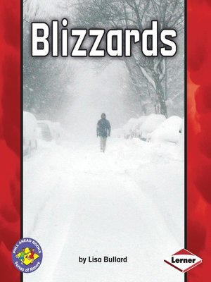 cover image of Blizzards
