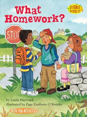 cover image of What Homework?