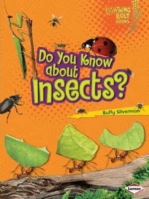 cover image of Do You Know about Insects?