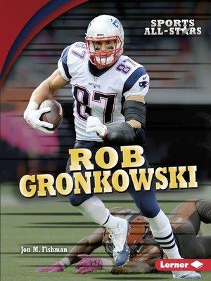 cover image of Rob Gronkowski