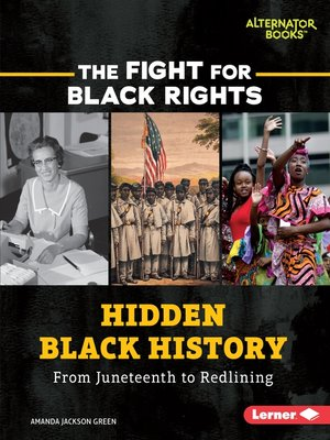 cover image of Hidden Black History