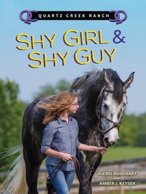 cover image of Shy Girl & Shy Guy