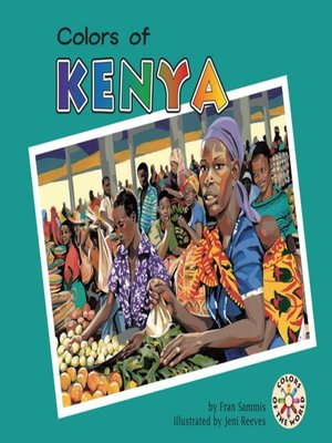 cover image of Colors of Kenya