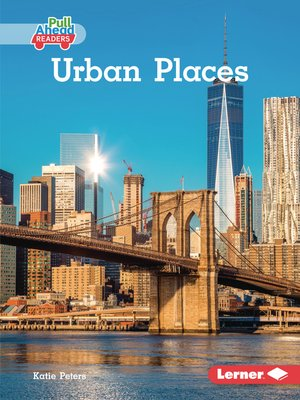 cover image of Urban Places