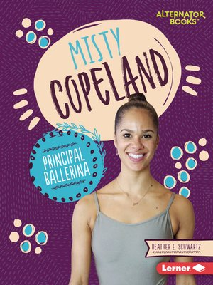 cover image of Misty Copeland