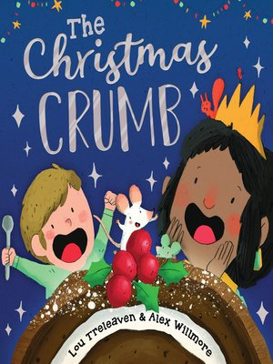 cover image of The Christmas Crumb