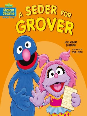 cover image of A Seder for Grover